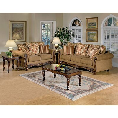 Olysseus Configurable Living Room Set