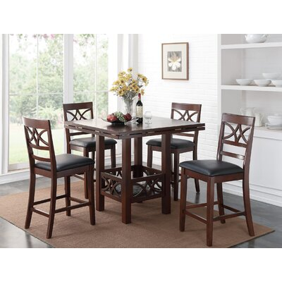Ketcham 5 Piece Dining Set