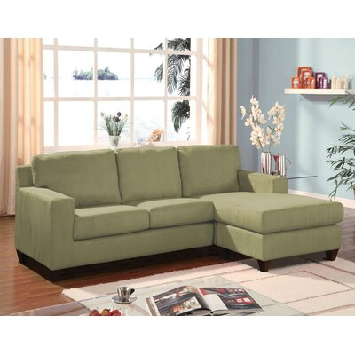 Sectional Upholstery: Sage