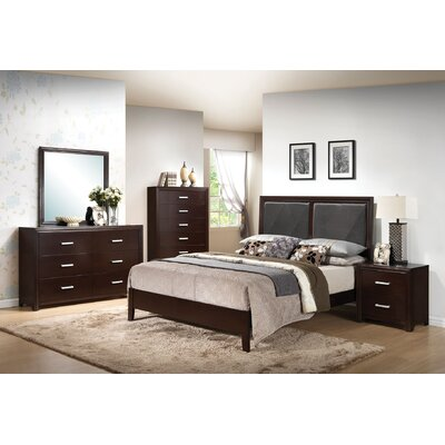 Wen Panel Customizable Bedroom Set