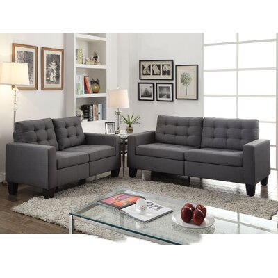 Yunpeng Configurable Living Room Set
