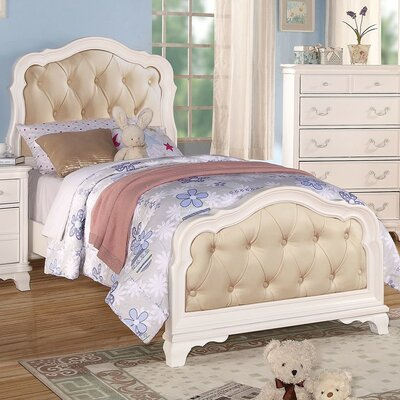 Kintore Upholstered Panel Bed Size: Twin