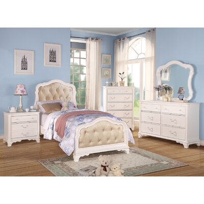 Kintore Panel Customizable Bedroom Set