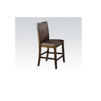 Lorinda Counter Height Upholstered Dining Chair