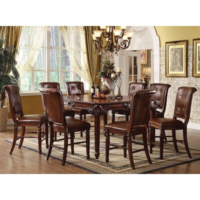 Westerman 9 Piece Counter Height Dining Set