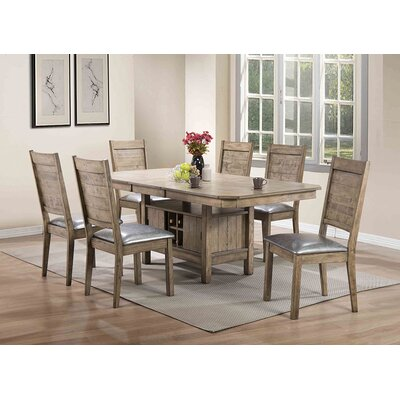 Lyerly 7 Piece Dining Set