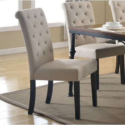 Tyerell Upholstered Dining Chair