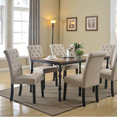Tyerell 7 Piece Dining Set