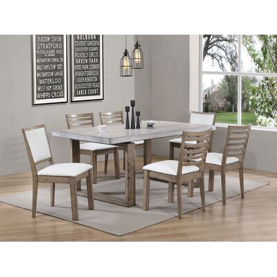 Cleveland 7 Piece Dining Set