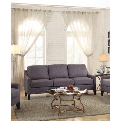 Bracken Sofa Upholstery: Gray