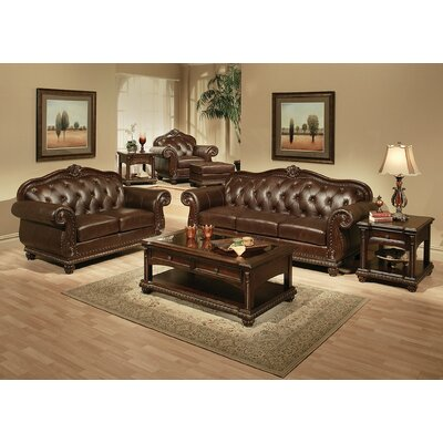Collinson 3 Piece Living Room Set