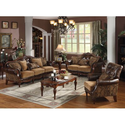 Beare 3 Piece Living Room Set