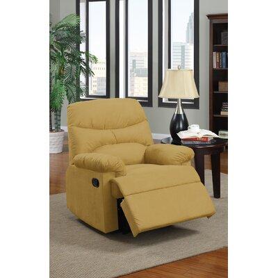 Michel Recliner Upholstery: Citrus