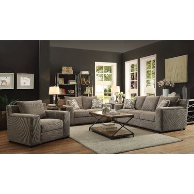 Oetjen 2 Piece Living Room Set