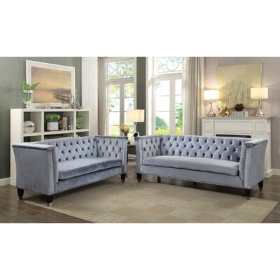 Lucca Configurable Living Room Set