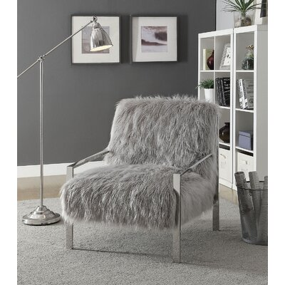 Queensway Armchair Upholstery: Gray