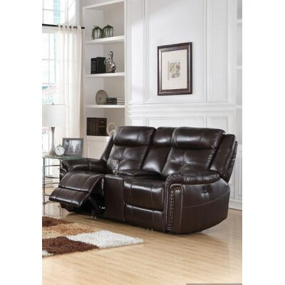 Guerrero-Pezzano Power Motion Reclining Loveseat