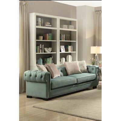 Crowborough Sofa Upholstery: Polished Velvet