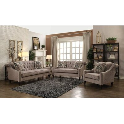 Horacia Configurable Living Room Set