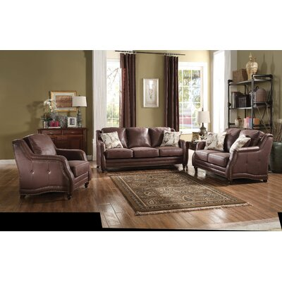 Isidro Configurable Living Room Set