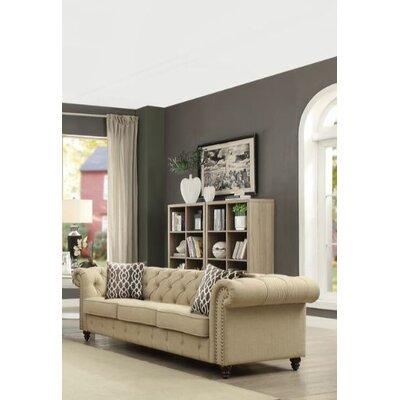 Davi Sofa Upholstery: Beige