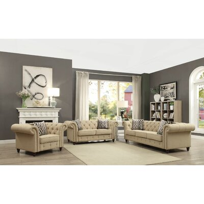 Davi Configurable Living Room Set