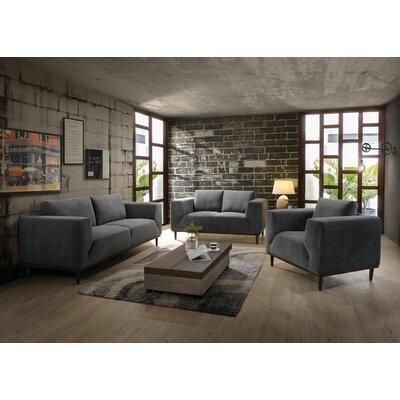 Destrey Configurable Living Room Set