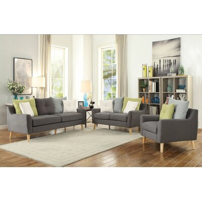 Campbell Configurable Living Room Set