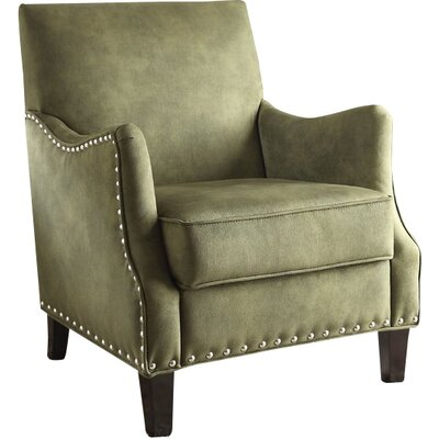 Sherry Armchair Upholstery: Green