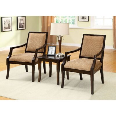 Castrejon 3 Piece Dining Set