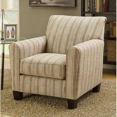 Fredda Armchair Upholstery: Stripe