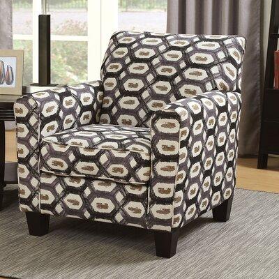 Fredda Armchair Upholstery: Shape