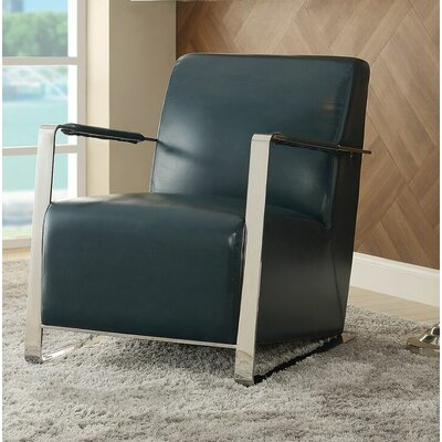Rayborn Contemporary Tight Back Armchair