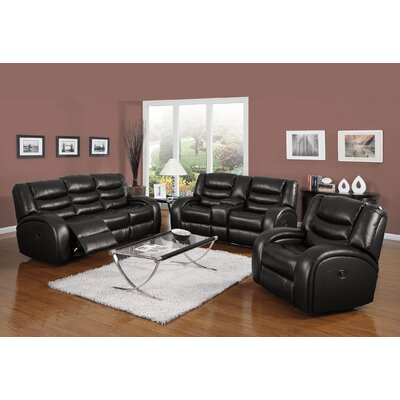 Tindley Motion 3 Piece Living Room Set