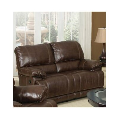Barta Motion Reclining Loveseat