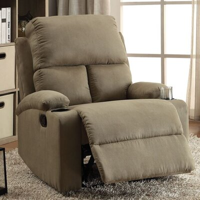 Tindle Recliner Upholstery: Sage
