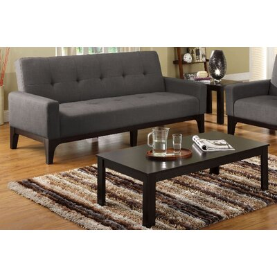 Wansley Futon Convertible Sofa