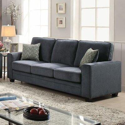 Cabell Sleeper Sofa Upholstery: Blue