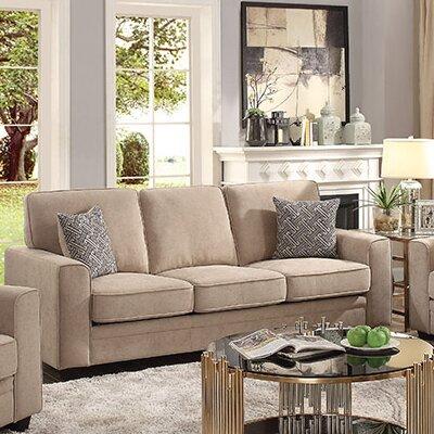 Cabell Sleeper Sofa Upholstery: Khaki