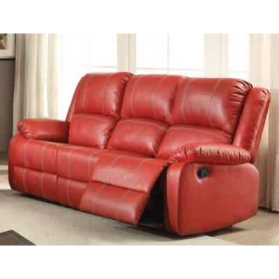 Swinford Sofa Upholstery: Red