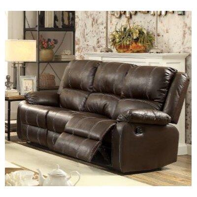 Swinford Sofa Upholstery: Brown