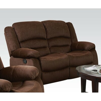 Fluker Motion Reclining Loveseat