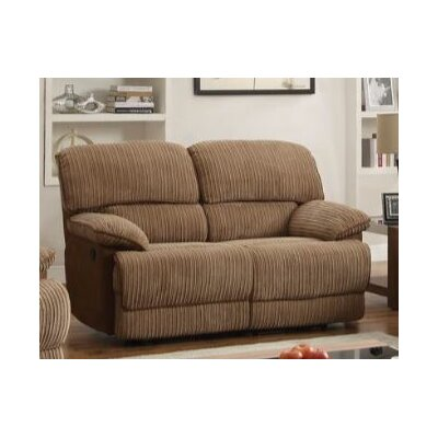 Swartwood Motion Reclining Loveseat
