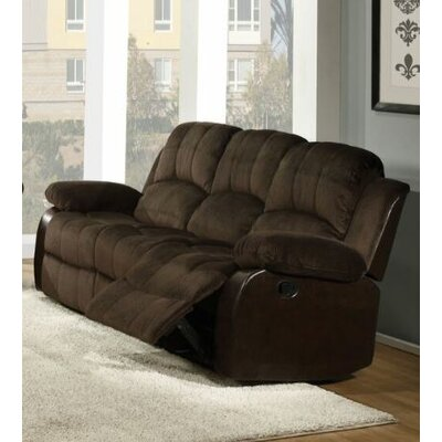 Swineford Manual Reclining Sofa