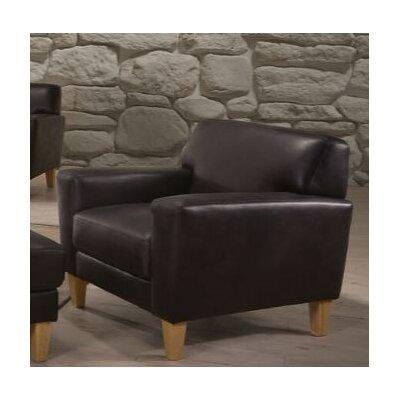 Escaler Armchair Upholstery: Espresso