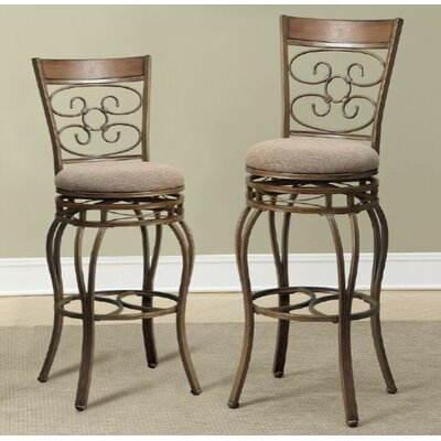 Bentleyville 24 Swivel Bar Stool