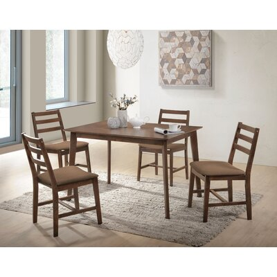 Swarey 5 Piece Dining Set