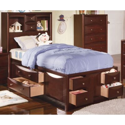 Tipler Panel Bed Size: Twin
