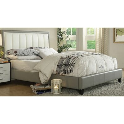 Haveman Queen Upholstered Panel Bed