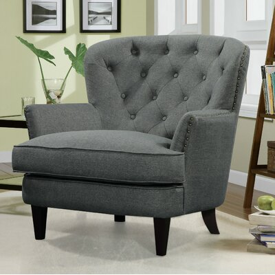 Collingdale Armchair Upholstery: Dark Gray
